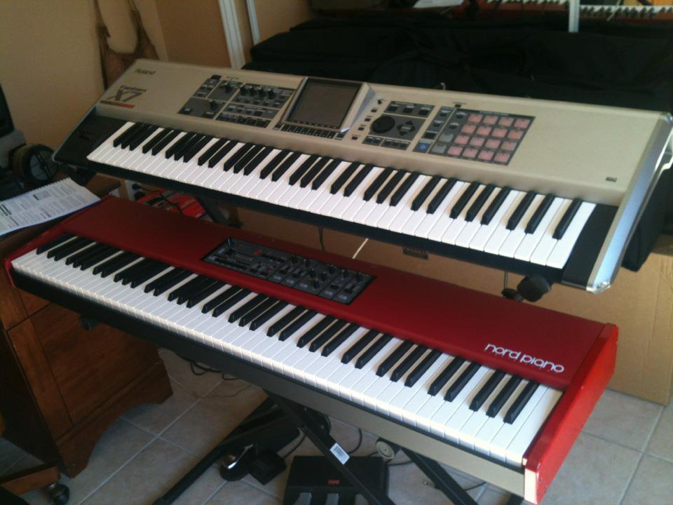 Rig Upgraded: Hello Nord, it's been long :-)